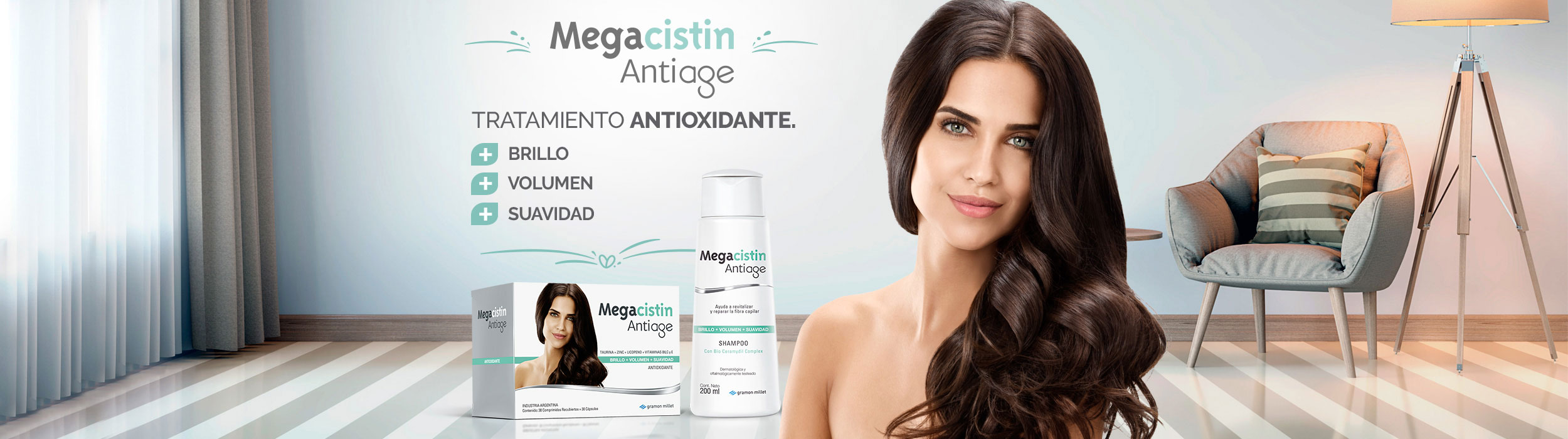 Megacistin Antiage