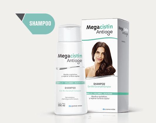 Megacistin Antiage Shampoo