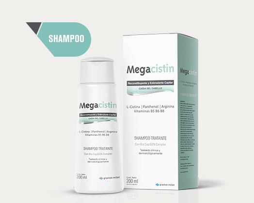 Megacistin Shampoo